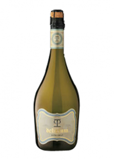 CASAS PATRONALES DELIRIUM EXTRA BRUT - Sparkling Wine