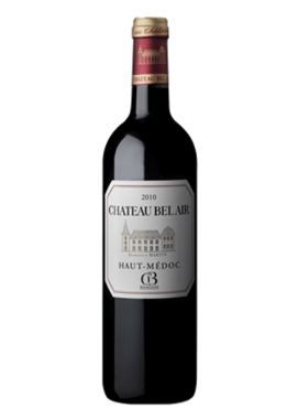 Chateau BEL AIR 2009 - CRU BOURGEOIS