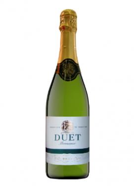 DUET Mousseux Brut ( Sparkling wine )