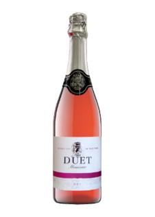 DUET Mousseux Rose Sec ( Sparkling wine )